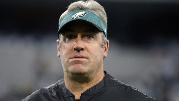 Pederson: Wentz Has 'Stress Injury'; Surgery Not Required