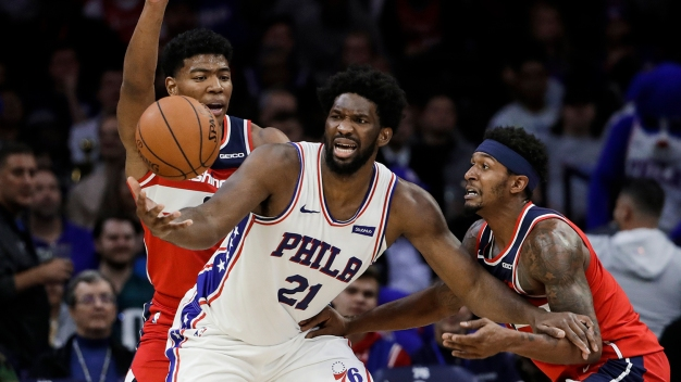 Sixers Struggle With Zone Defense, Drop Weird, Sloppy Preseason Finale to Wizards