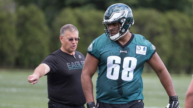 What OTAs Tell Us About Jordan Mailata and Halapoulivaati Vaitai