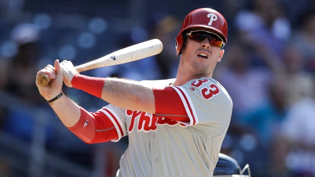 Why Phillies Placed Justin Bour on Waivers