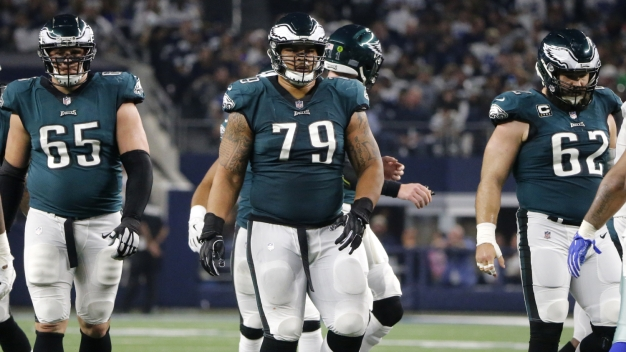 Pederson 'Comfortable' With Eagles OL, But Questions Loom