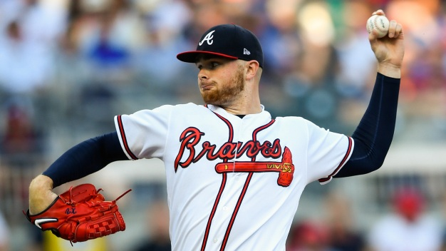 Braves Pitcher Sean Newcomb Leaves Game Vs. Phillies After Being Struck on Neck by Line Drive