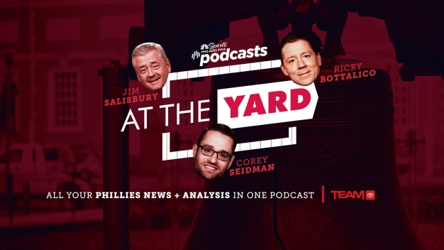 At the Yard Podcast: Phillies' Manager Search Could Be Quick