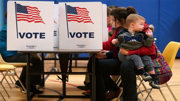 Half of Voters Prefer Democratic-Controlled Congress: Poll