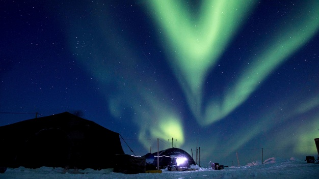 Warming at Poles Showing Up at Weird Times, Places