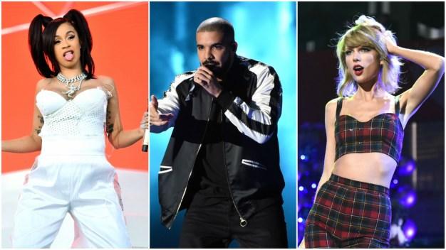 Billboard Music Awards 2018 Nominees