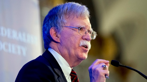 Bolton Faces Tense Talks with Russia Over Nuclear Treaty