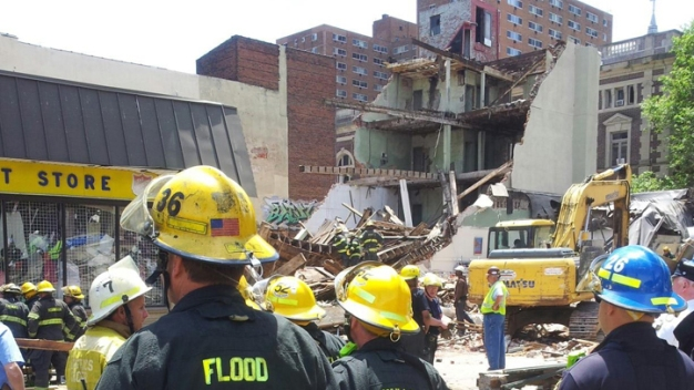 $227 Million Settlement in 2013 Fatal Market Street Collapse