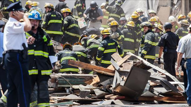 7th Life Claimed in Building Collapse: Suit