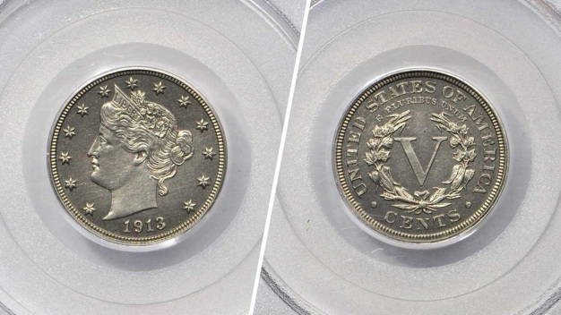Rare Nickel Fetches $4.5 Million at Philly Auction