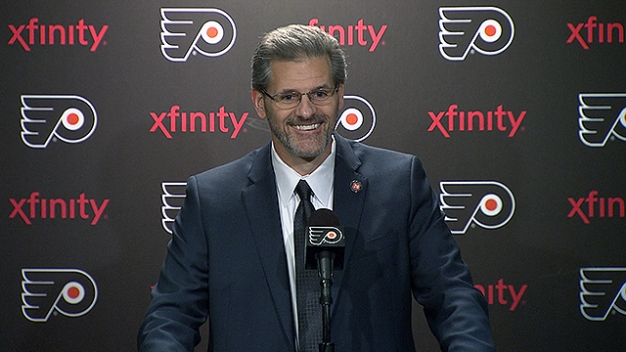 Flyers Training Camp Preview