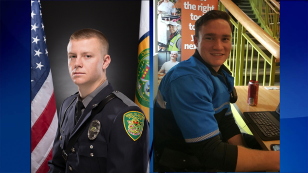 Off-Duty Delaware Officers Killed in Crash