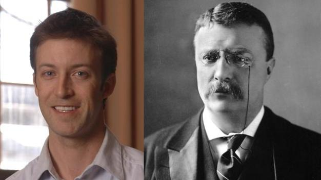 Teddy Roosevelt's Great-Great-Grandson Opens Up