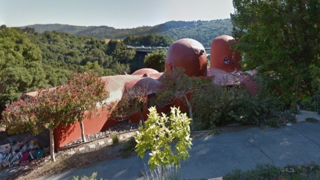 'Flintstones' House in Hillsborough Listed for $4.2M