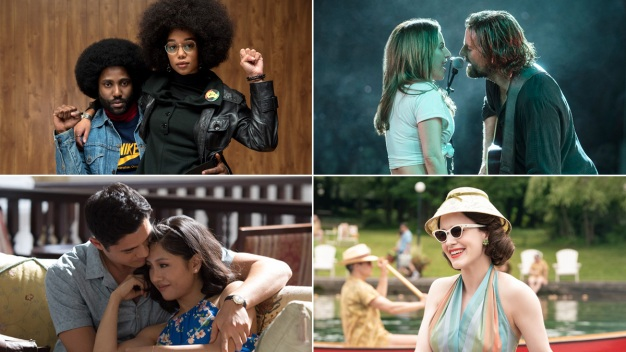 And Your 2019 Golden Globe Nominees Are...