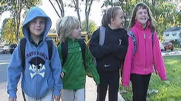 Delco School Starts Students on Healthy Path