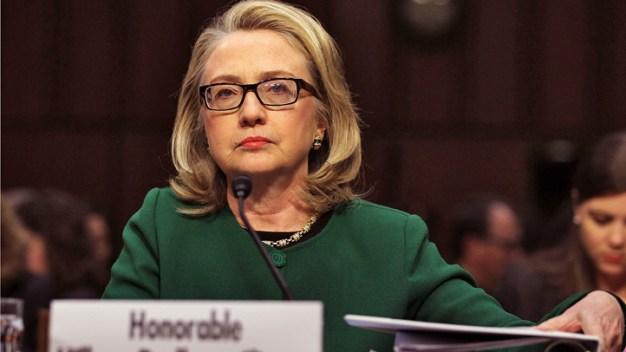 Democrats' Preemptive Benghazi Report Exonerates Clinton