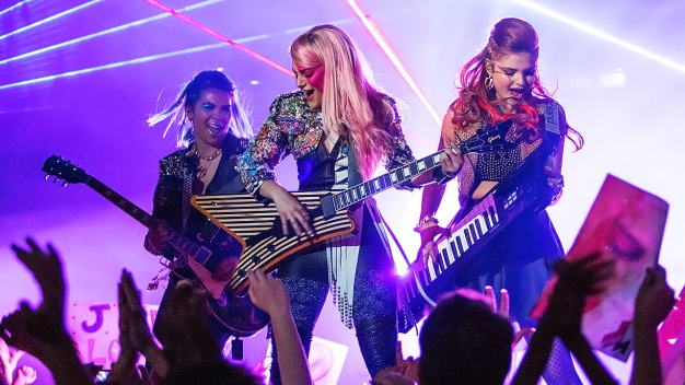 """Jem and the Holograms"" Movie Photo Released"