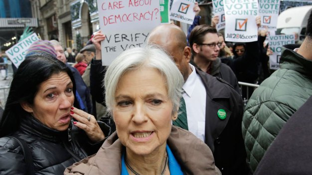 Green Party Pushes for Philly Election Recount