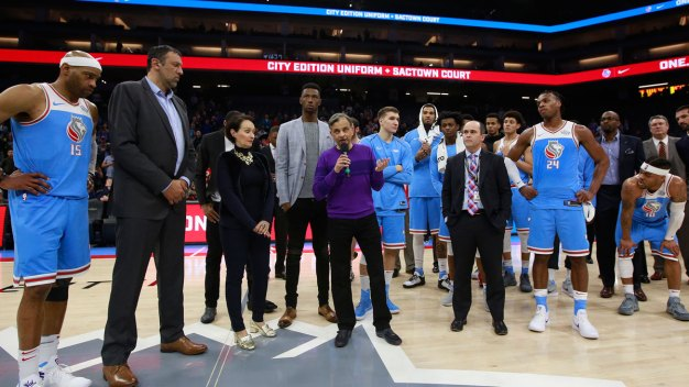Kings Players, Owner Address Protest That Shut Down Arena