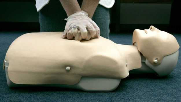 CPR Training Required for NJ Students