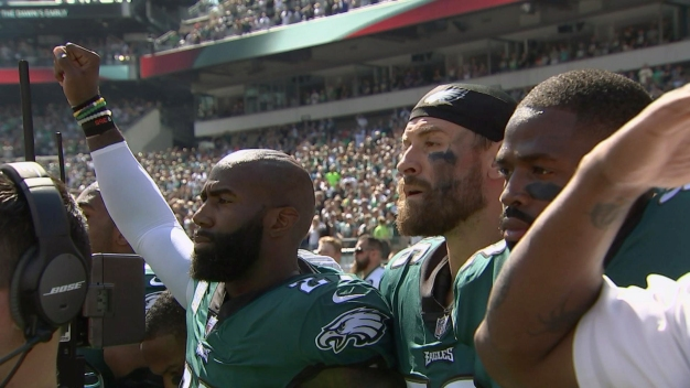 How Might NFL's New National Anthem Policy Affect Eagles?