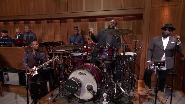 'Tonight': The Roots Celebrate Prince's 'Purple Rain'