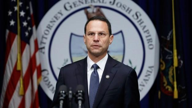 Shapiro Presses Senators to Pass Clergy Grand Jury Proposals