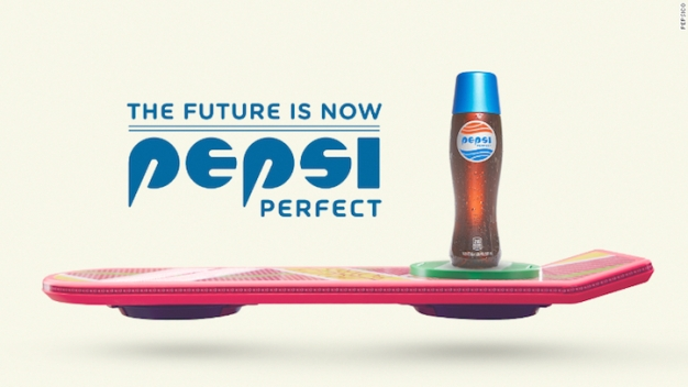 Pepsi Releasing 'Back to the Future Part II' Soda