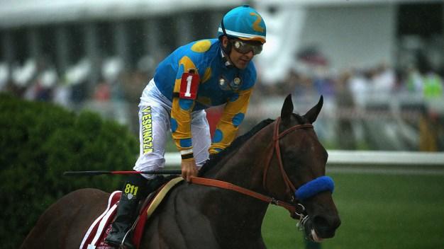 "Secretariat Jockey: American Pharoah Could ""Be the One"""