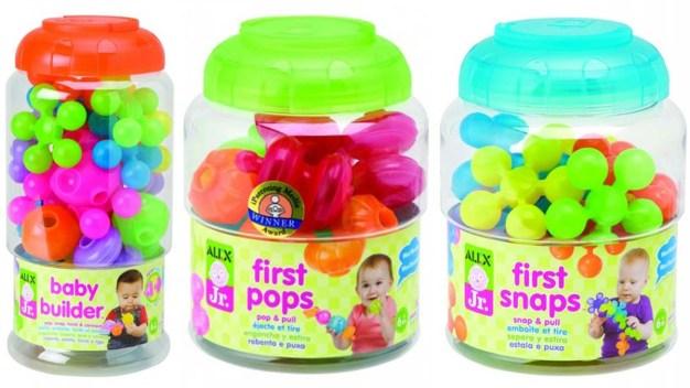 Alex Brands Infant Building Toys Recalled Due to Choking Hazard
