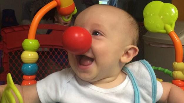 Philadelphia Celebrates Red Nose Day