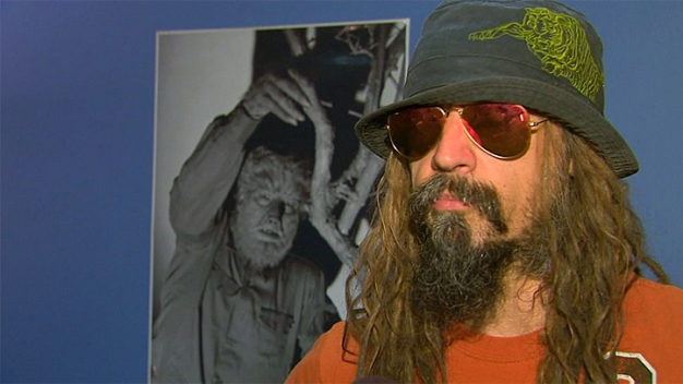 Rob Zombie Deals with Heat at Mayhem Festival
