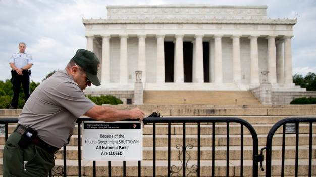 Shutdown Is 1st Since 2013, But Not Exceptional