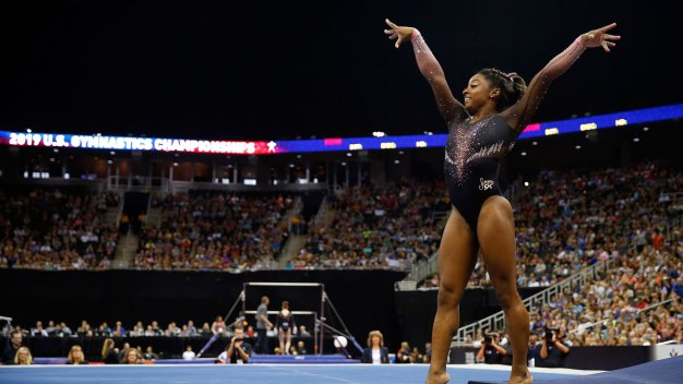 Simone Biles on USA Gymnastics' Promise for Reform: 'Talking Is Easy'