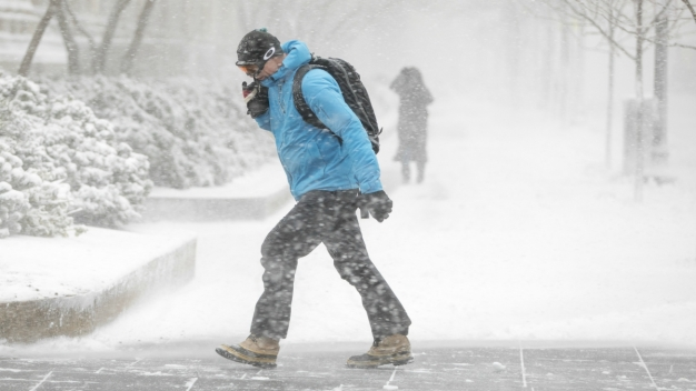 Yet Another Nor'easter Threatens Heavy Snow, Winds
