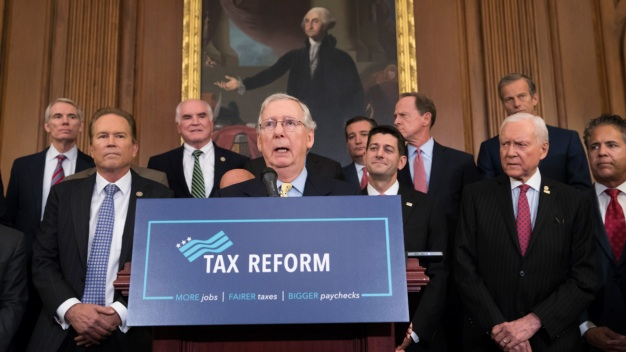 House, Senate Leaders Reach Deal on Tax Package: Sources