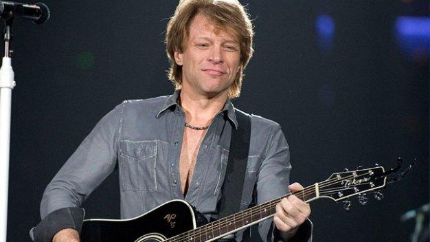 Bon Jovi Opens Hunger Center in NJ