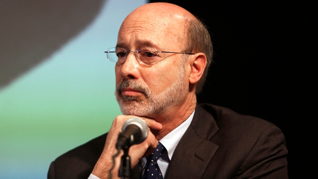 Wolf Wins Dem Nod for Pa. Governor