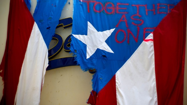 US Withholds Hurricane Emergency Loan Sought by Puerto Rico