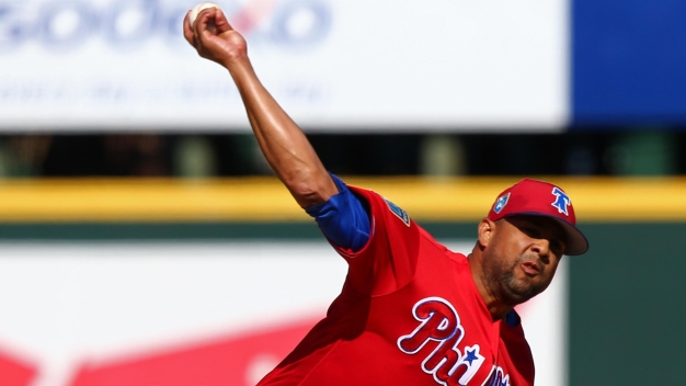Francisco Rodriguez Released by Phillies