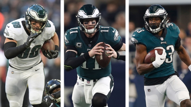 10 Crazy Eagles Stats While Waiting Around for Eagles-Rams