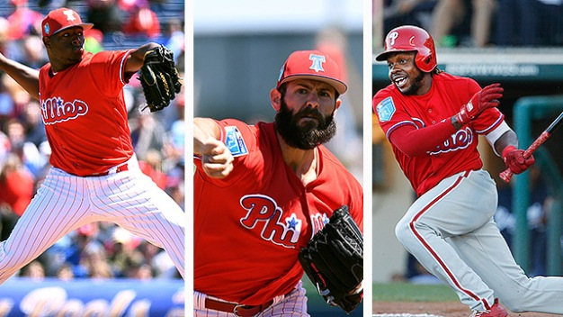 Questions Phillies Face as Spring Training Nears Its End