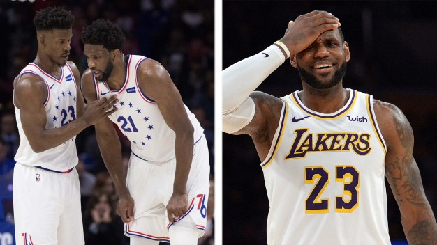 NBA Free Agency Rumors: Jimmy Butler a Better Fit for Sixers Than LeBron James, Lakers