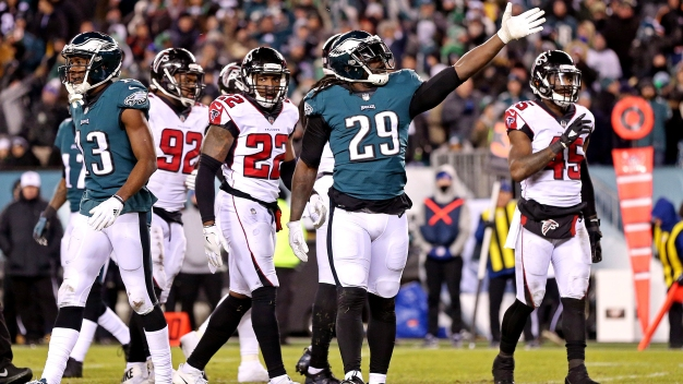 LeGarrette Blount Makes His Desire to Stay in Philly Clear