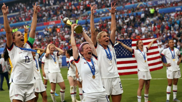 Q&A: 2019 Women's World Cup Ticker-Tape Parade in NYC