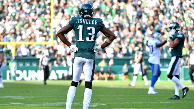 Why Are the Eagles' Wide Receivers So Bad?