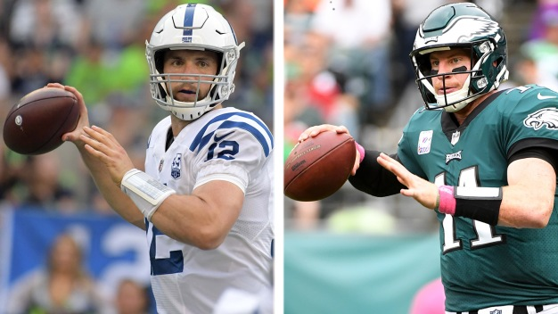 Eagles Vs. Colts Live: Score, Highlights, Analysis From NFL Week 3 Game