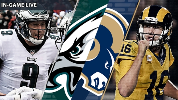 Eagles at Rams Live: Score, Highlights, Analysis From NFL Week 15 Game