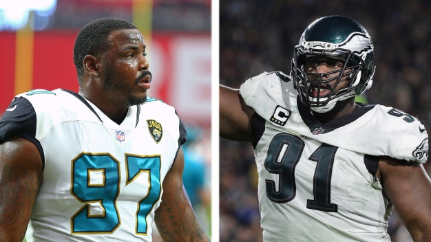 Malik Jackson Learning to Play With Fletcher Cox, Without Fletcher Cox